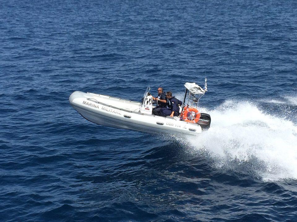 Battello professionale per pattugliamento Patrol 520