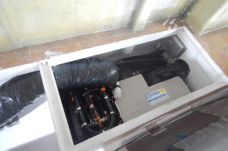 Impiantistica - Sistema di Condizionamento