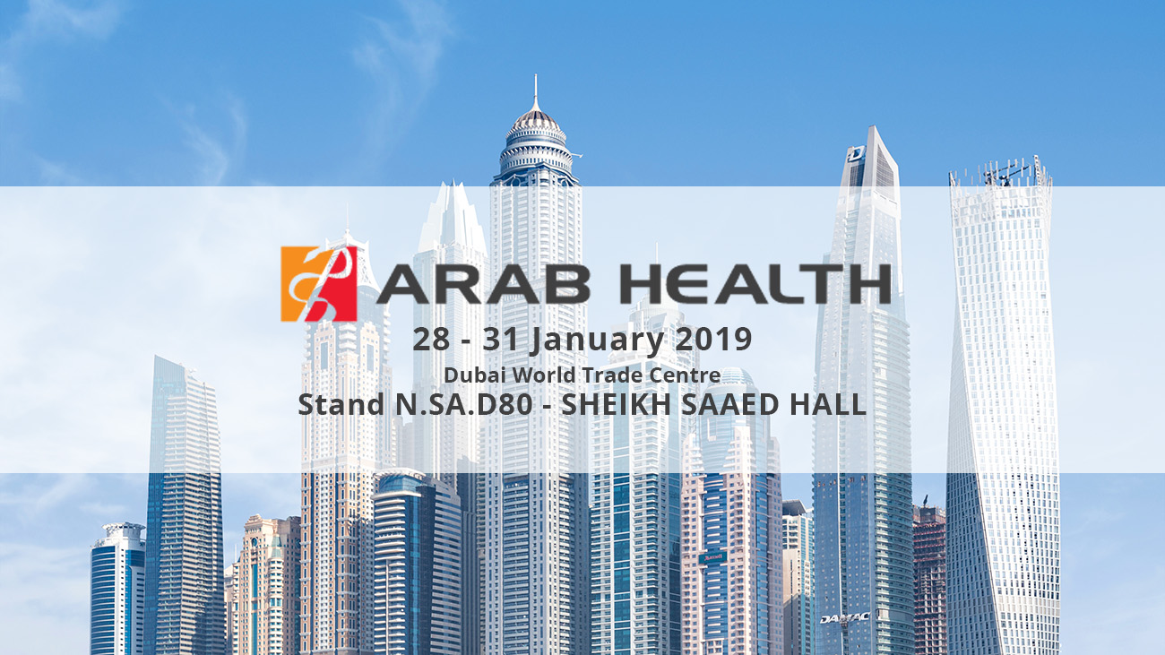 Evento Arab Health - 28/31 January 2019