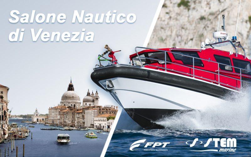 Banner Salone Nautico di Venezia 2019